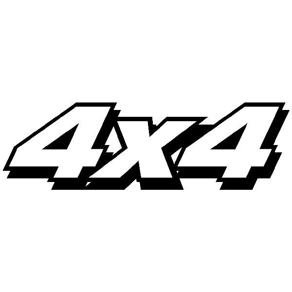 Aufkleber: 4x48