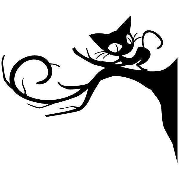 Wandtattoos: Burtoncat