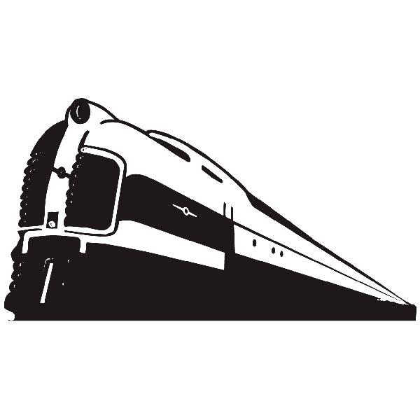 Wandtattoos: Tren