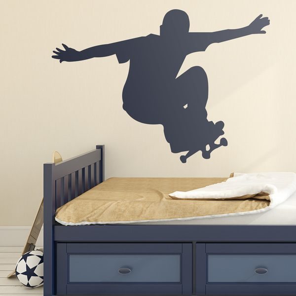 Wandtattoos: Skate