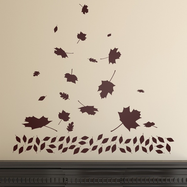 Wandtattoos: autumn