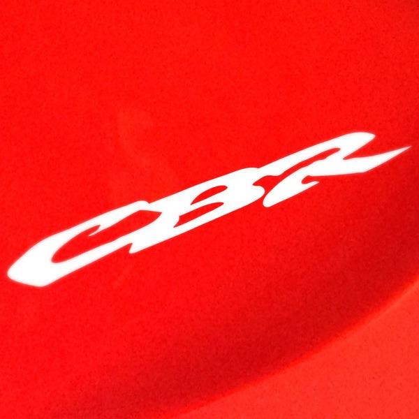 Aufkleber: Honda CBR 1