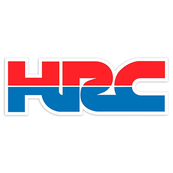 Aufkleber: HRC 1