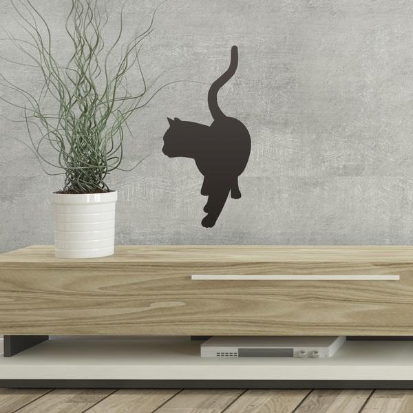 Wandtattoos: Katze