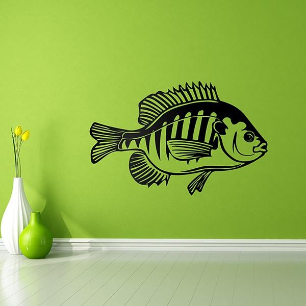 Wandtattoos: Fisch