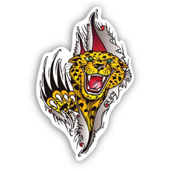 Aufkleber: Panther 1