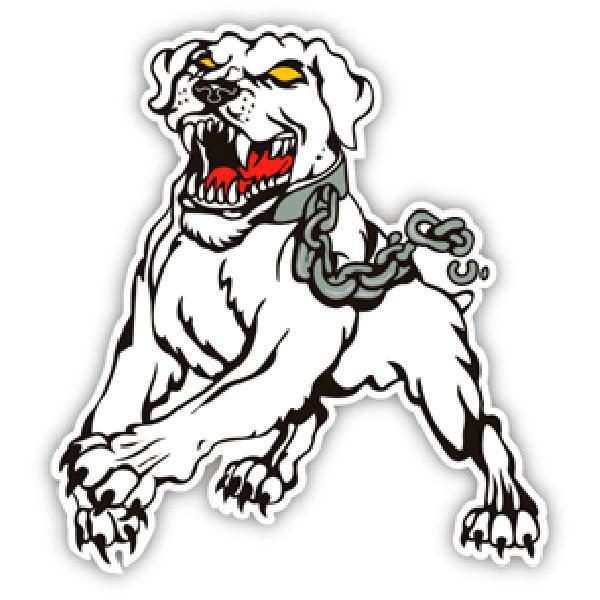 Aufkleber: Dog 3
