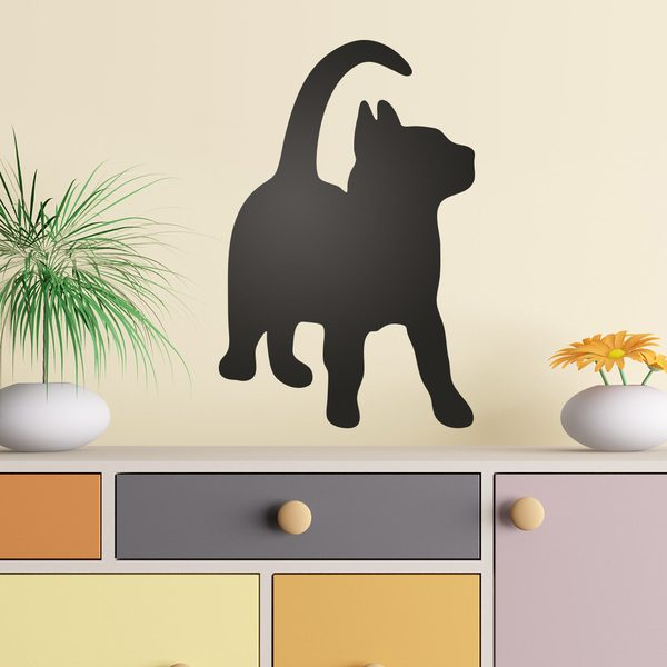 Wandtattoos: Tiere Silhouetten 108