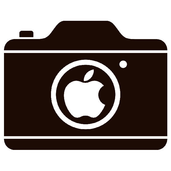 Aufkleber: Kamera 1
