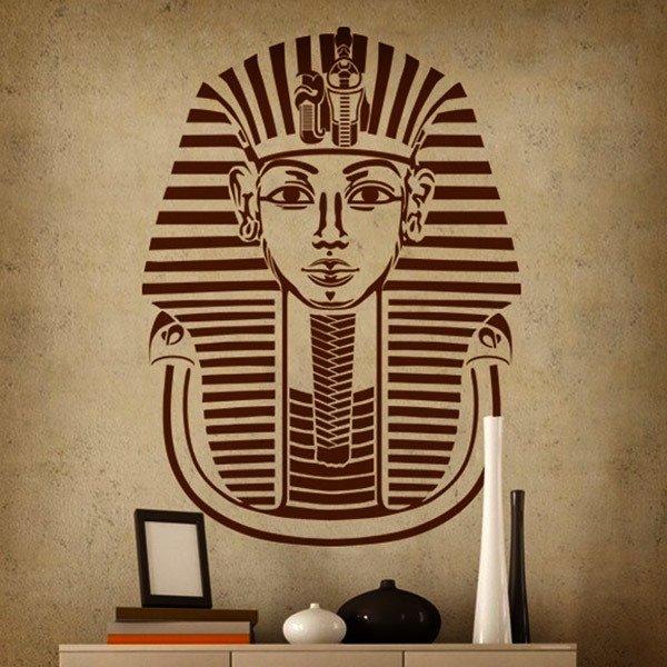Wandtattoos: Tutanchamun