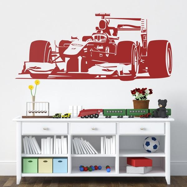Wandtattoos: Formel 1