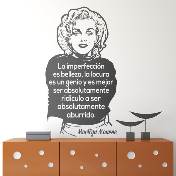 Wandtattoos: La imperfección es belleza...