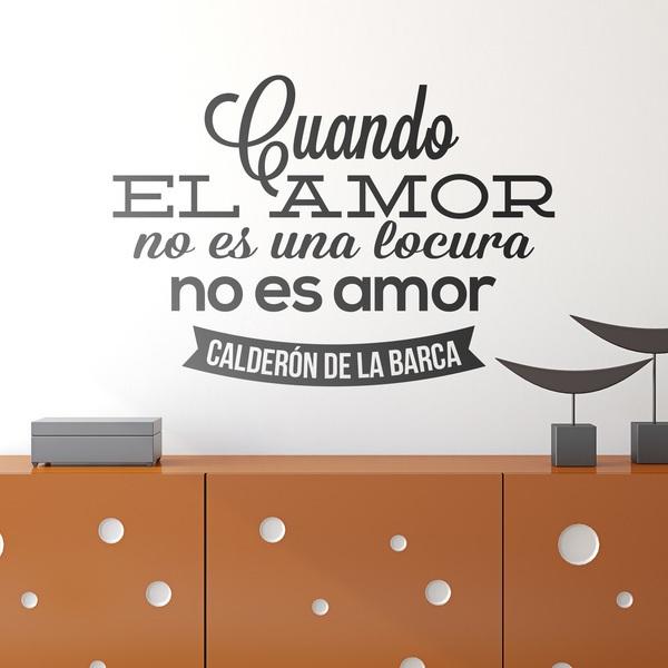 Wandtattoos: Cuando el amor no es...