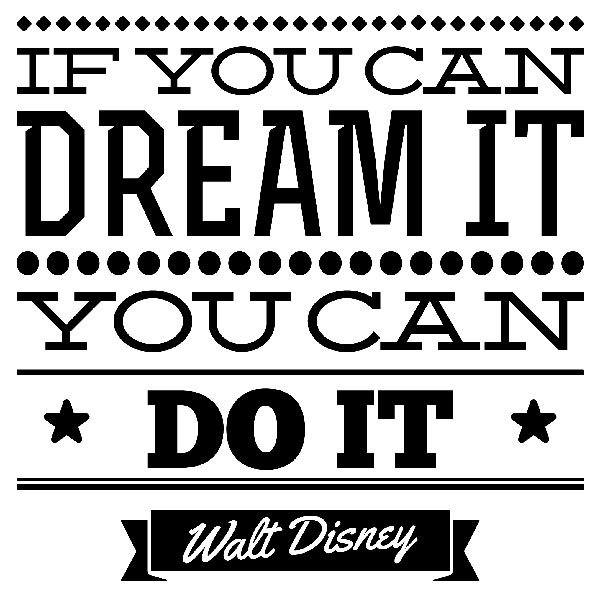 Wandtattoos: If you can dream it you can do it