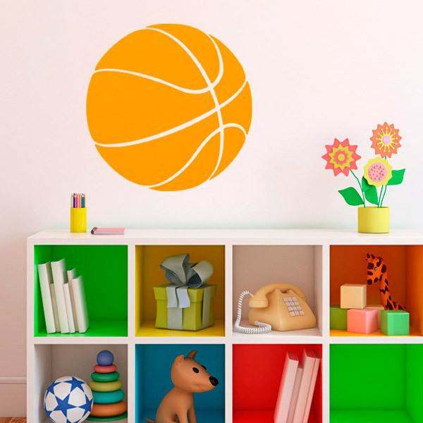 Wandtattoos: Basket