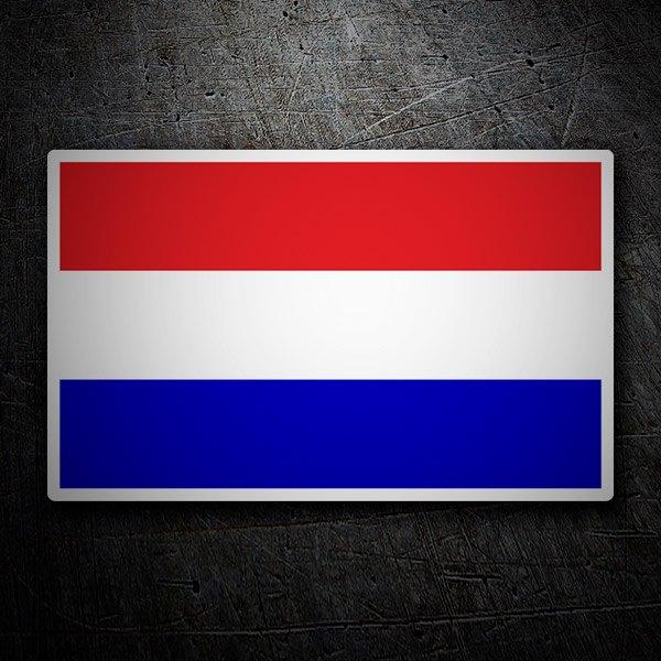 Aufkleber: Nederland