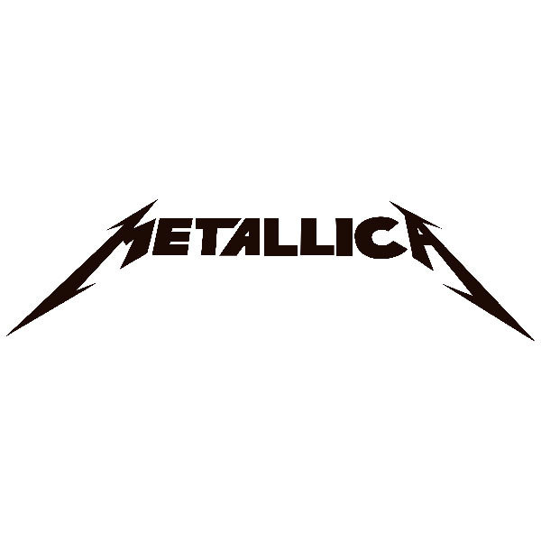 Aufkleber: Metallica 3