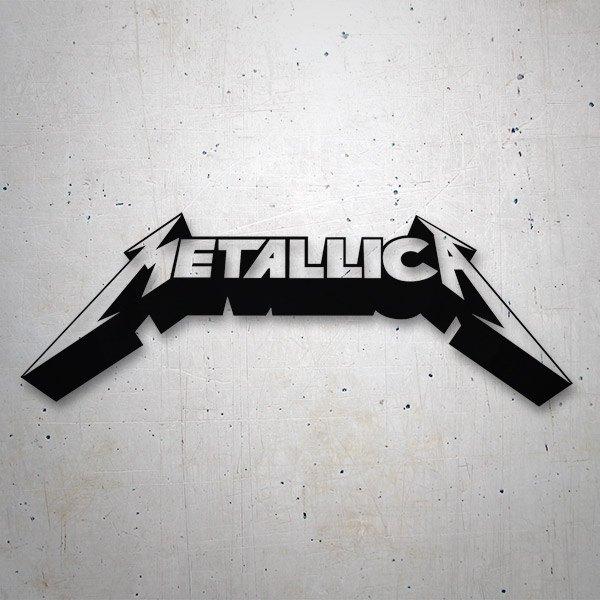 Aufkleber: Metallica 4