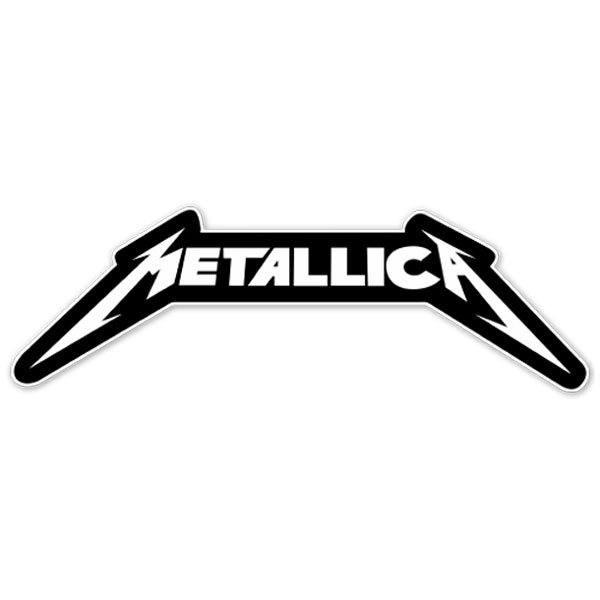 Aufkleber: Metallica 2