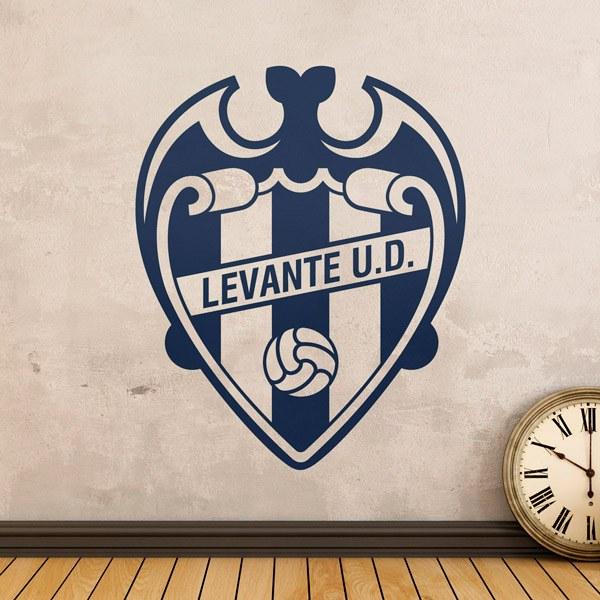 Wandtattoos: Levante UD de Valencia wappen