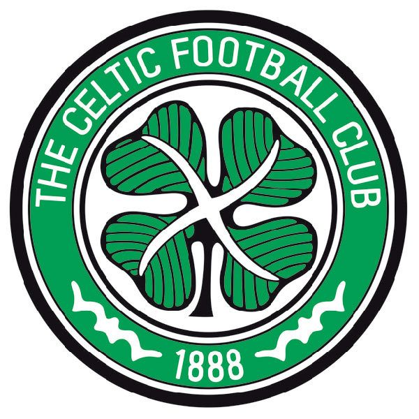 Wandtattoos: Celtic FC wappen Farbe