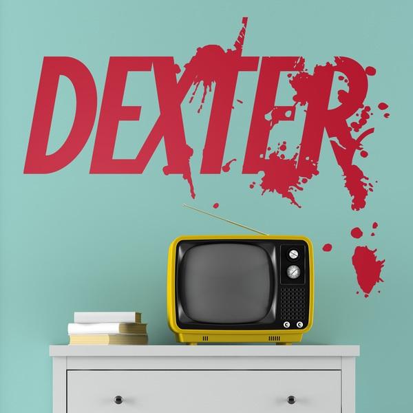 Wandtattoos: Dexter