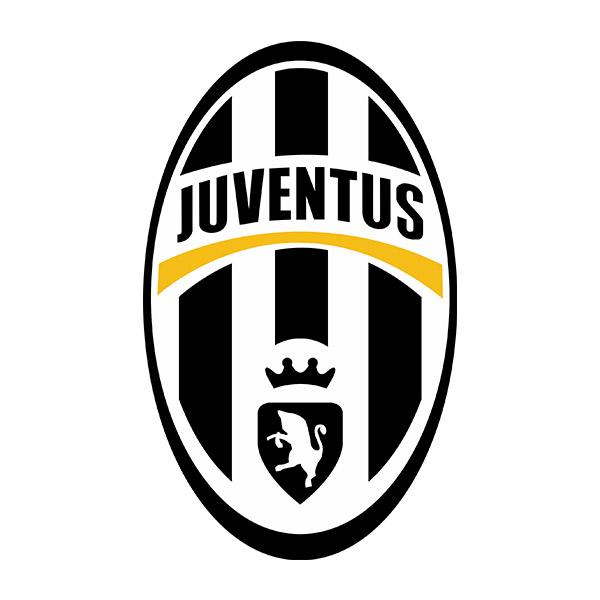 Wandtattoos: Juventus Turin wappen