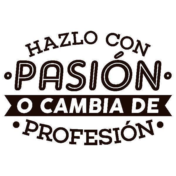 Wandtattoos: Hazlo con pasión o cambia de profesión