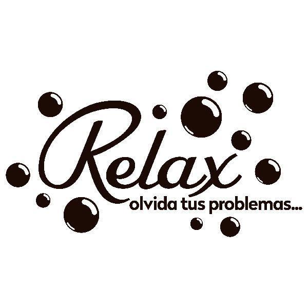 Wandtattoos: Relax, olvida tus problemas