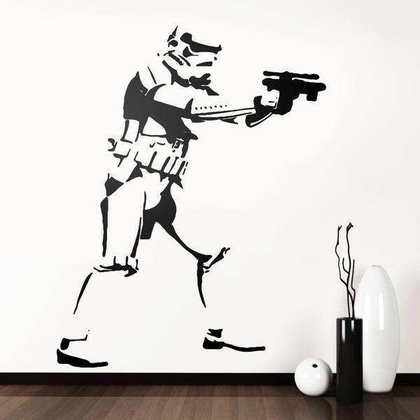 Wandtattoos: Stormtrooper 3
