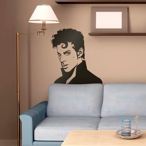 Wandtattoos: Prince