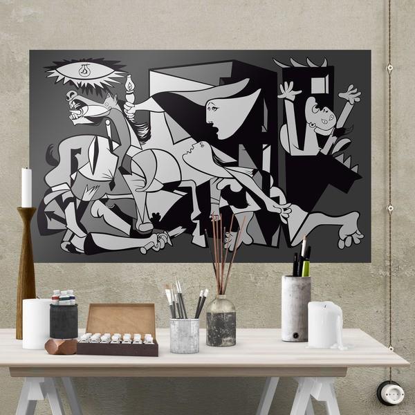 Wandtattoos: Gernika Picasso