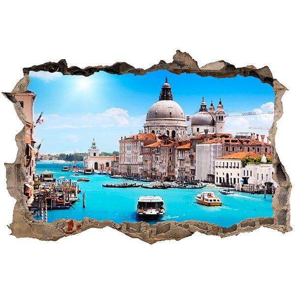 Wandtattoos: Loch Venedig
