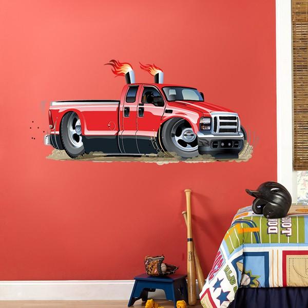 Kinderzimmer Wandtattoo: Pick up