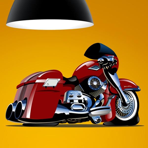 Kinderzimmer Wandtattoo: Benutzerdefinierte moto