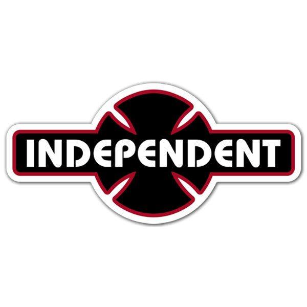 Aufkleber: Independent Truk Company 2