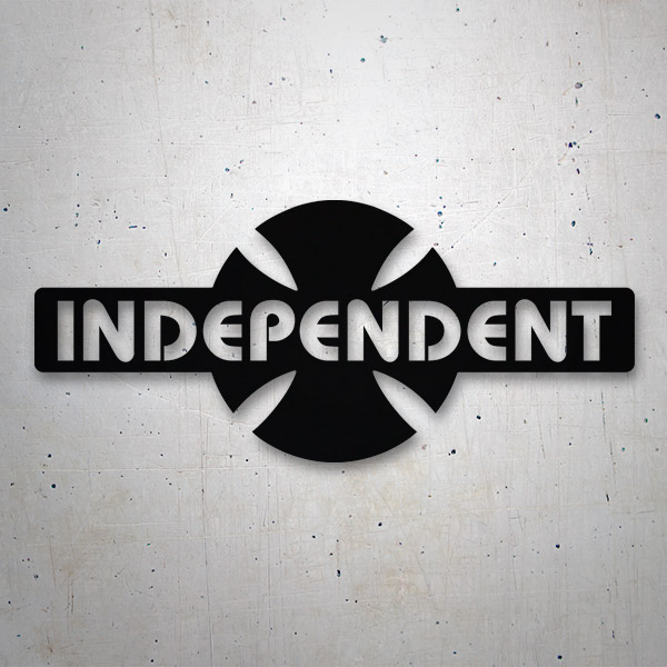 Aufkleber: Independent Truk Company 4