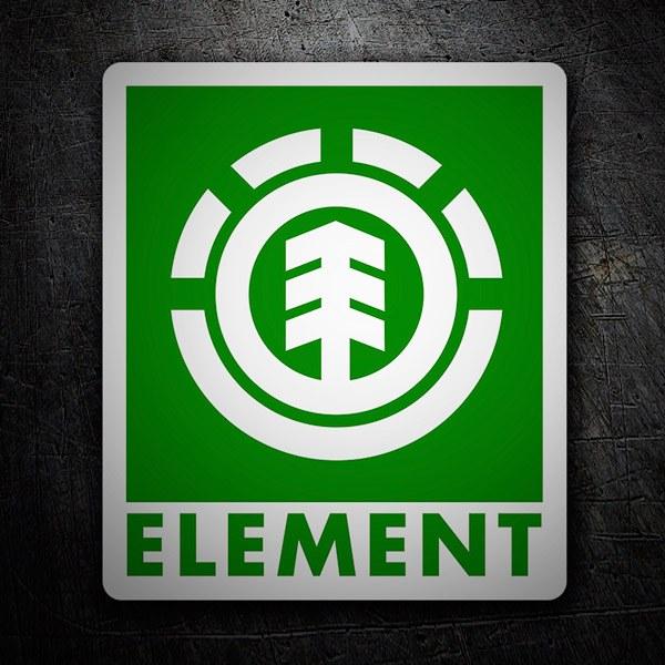 Aufkleber: Element 5