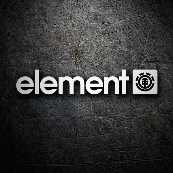 Aufkleber: Element 9