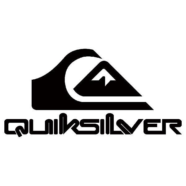 Aufkleber: Quiksilver 6