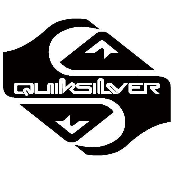 Aufkleber: Quiksilver 7