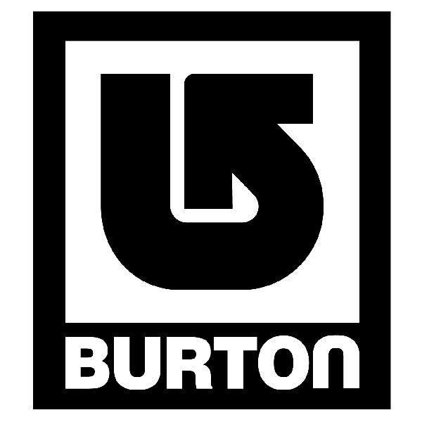Aufkleber: Burton
