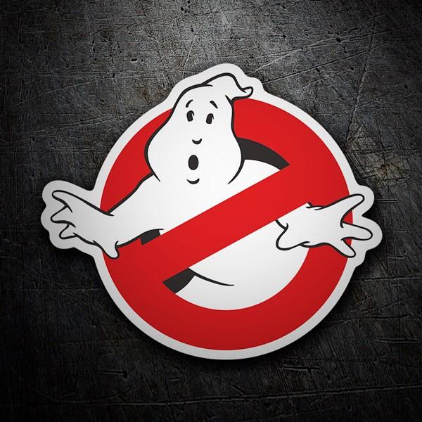 Aufkleber: Ghostbusters