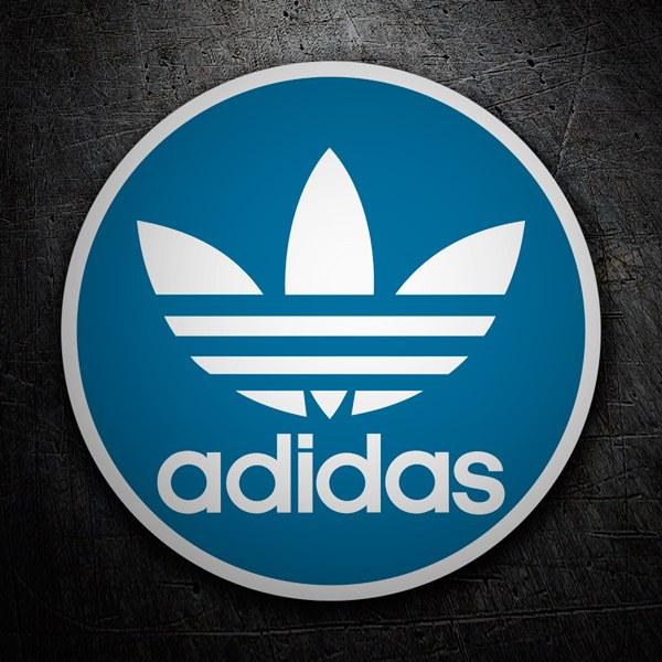 Aufkleber: Adidas 1