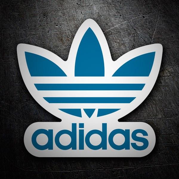 Aufkleber: Adidas 2