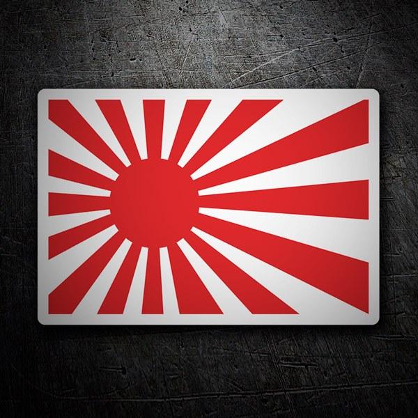 Aufkleber: Kyokujitsuki