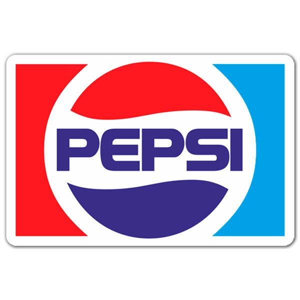 Aufkleber: Pepsi