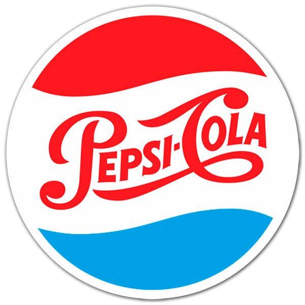 Aufkleber: Pepsi Cola 2