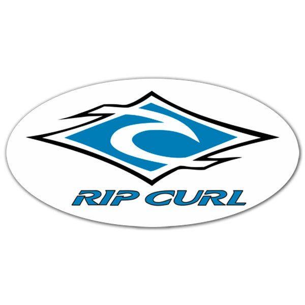 Aufkleber: Rip Curl 6
