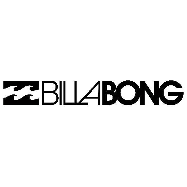 Aufkleber: Billabong 2